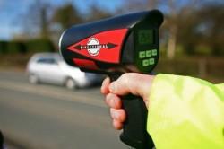 Прибор замера скорости автомобиля