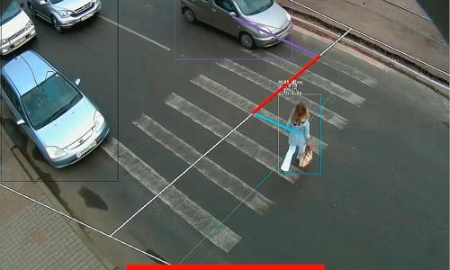 Фиксирование нарушений с помощью камеры